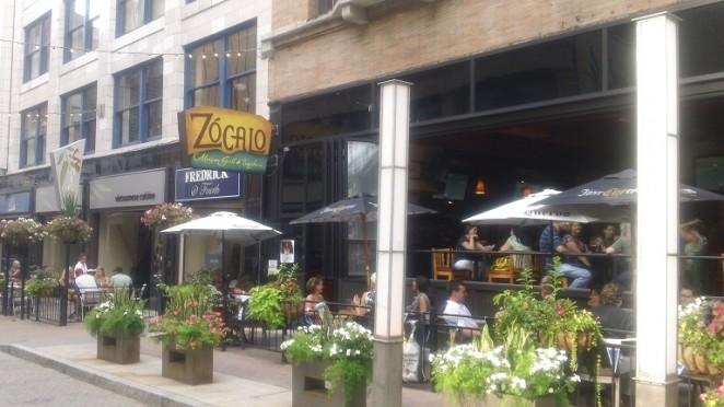 Zocalo restaurant cleveland