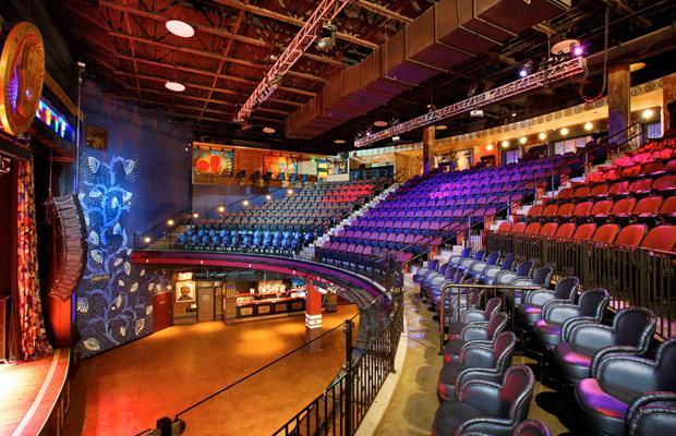 House of Blues – Dallas  whs engineering