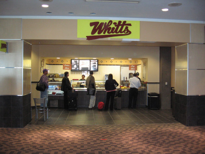Nashville Airport Food Court